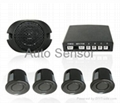 hot selling buzzer parking sensor system