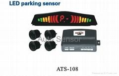 hot selling LED parking sensor system