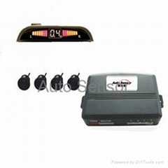 car alarm system LED parking sensor