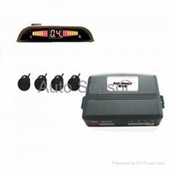 car alarm system LED parking sensor