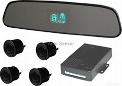 VFD parking sensor system