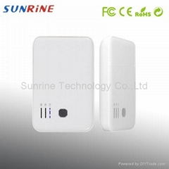 Mobile power bank for mobile phones