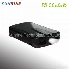Mobile external battery power bank for ipad 3 iphone 5 smartphones