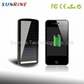 Solar charger for iphone,ipad,mobile phones Blackberry,PDA