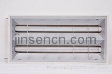 Grille lamp/energy saving grid lamp(with 2/3/4 tubes)