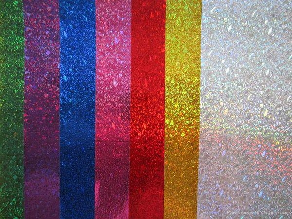Holographic Wrapping Paper 1