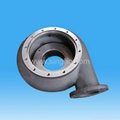 Sand casting 2.5 Centrifugal Pump Casting Pump Housing