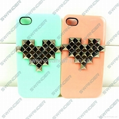 2013 for Iphone 4 4s 5 cell cover cheap mobile phone case mate