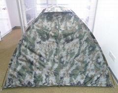 士兵野战帐篷