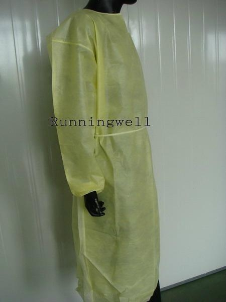 Disposable Isolation Gown 3