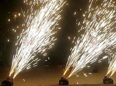 厦门庆典新  舞动冷焰火