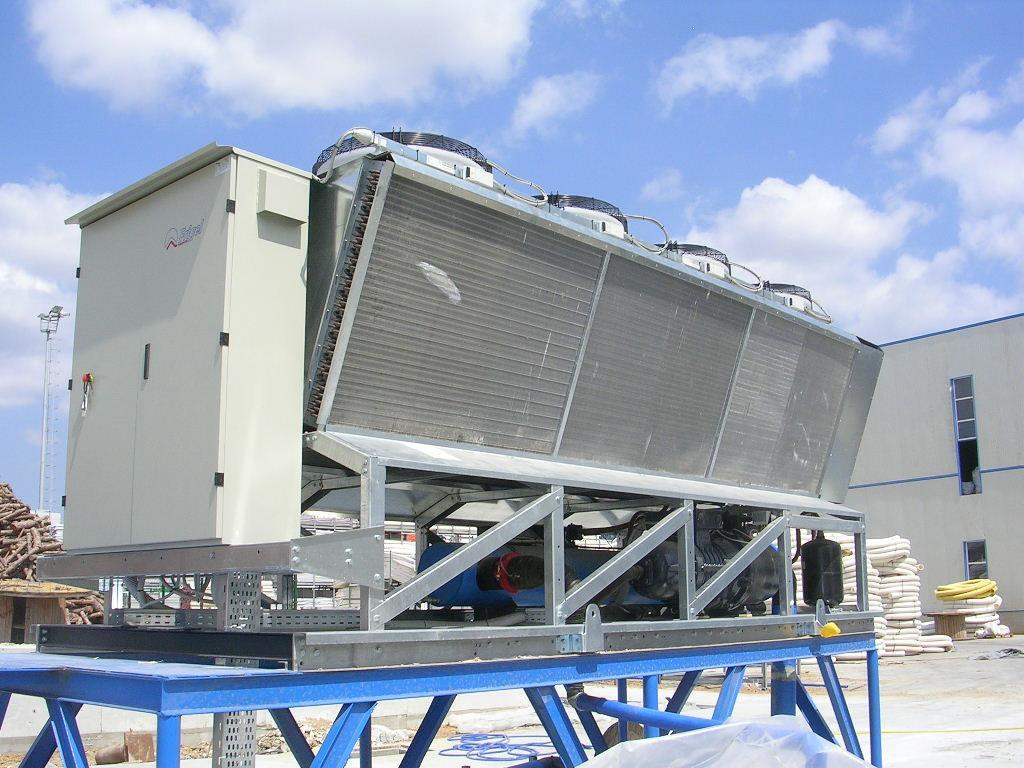 Heavygel industrial chiller FRIGEL (Italy Manufacturer  #1E5BAD