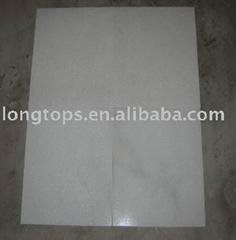 Crystal White Marble Slab