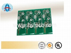 Professional PCB Manufacture with immersion gold surface finishing