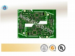 multilayer bare pcb manufacturer with 4 layers