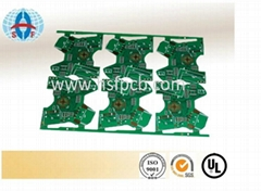 Lead Free HASL PCB with excellent quality