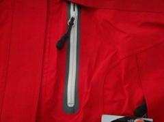无缝口袋专用防水拉链