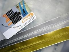 金银系列防水拉链