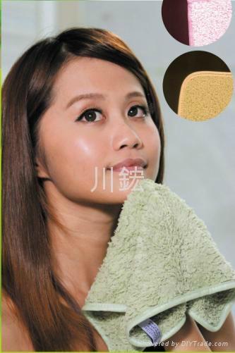 8倍吸水率超细纤维毛巾 1