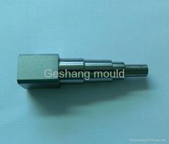 Precision mould part for vehicle mould