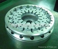 CNC parts assembly by 6 different