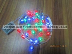 LED copper wire string light pearl shape WY-ZX-002