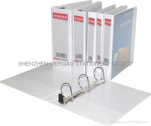 insert binder a0811 eisear china manufacturer file folder
