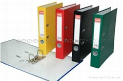 PVC Standard Lever Arch File