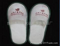 hotel disposable non-woven slipper