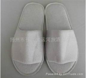 酒店毛巾布EVA拖鞋 1