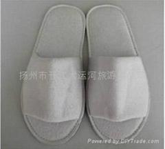 酒店毛巾布EVA拖鞋