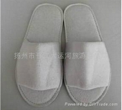 hotel terry towel EVA slipper