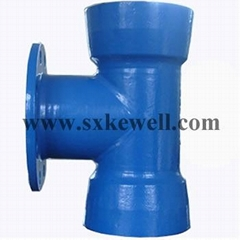 DI K type pipe fittings