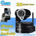 NEO Coolcam 3X Zoom wireless indoor ip camera