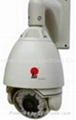 Vandalproof High Speed Dome Camera