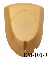 Balneal cabinet lock for TM cards series