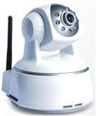 Indoor H.264 Pan/Tilt IP Camera