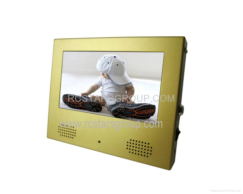 10Inch LCD Advertising Player  1
