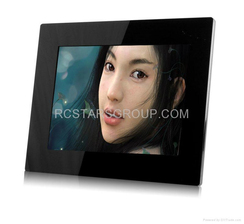 10Inch Digital Photo Frame With Motion Sensor Function 1