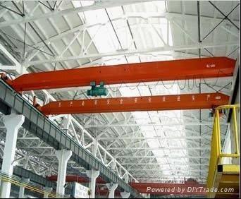 Shenli LDA-LD Model Motor-driven Single Girder Crane 1