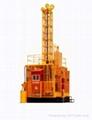 Shenli LDA-LD Model Motor-driven Single Girder Crane 2