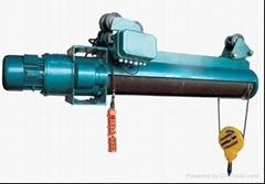 offer 2-10t BMH Electric Hoist Semi-Gantry Crane