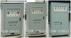 Voltage stabilizer SBW