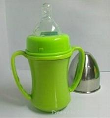 不鏽鋼放心奶瓶