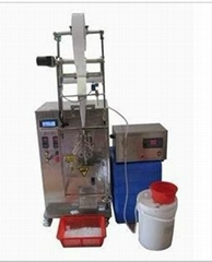 SJY-30B Back sealing liquid pesticide packing machine