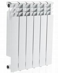 意斯暖高壓鑄鋁散熱器