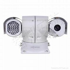 红外一体化智能高速云台摄像机