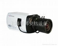 200万1/3'' CMOS ICR日夜型枪型网络摄像机
