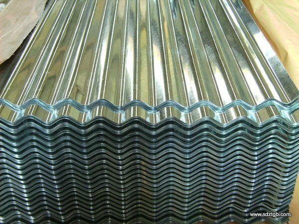 Zinc Coating Roofing Sheet Gi Sheet Zhongtian China