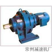 B,X系列單級擺線針輪減速機